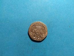 GRAN BRETAGNA 20 PENCE 2000 - 20 Pence