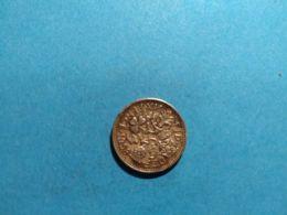GRAN BRETAGNA 6 PENCE 1958 - 1902-1971 : Monete Post-Vittoriane