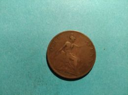 GRAN BRETAGNA 1 PENNY 1901 - 1816-1901 : Coniature XIX° S.