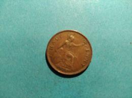 GRAN BRETAGNA 1/2 PENNY 1936 - 1902-1971 : Monete Post-Vittoriane
