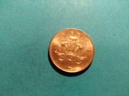 GRAN BRETAGNA 2 PENCE 2005 - 1902-1971 : Monete Post-Vittoriane