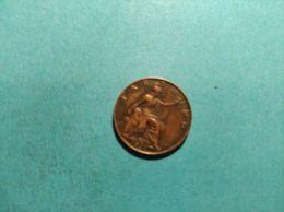 GRAN BRETAGNA 1/2 PENNY 1911 - 1902-1971 : Monete Post-Vittoriane