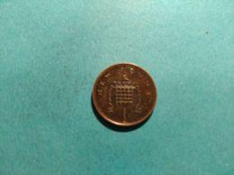GRAN BRETAGNA 1 PENNY 1971 - 1902-1971 : Monete Post-Vittoriane