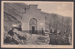 Italia -  CAI Sezione VERBANO,Rifugio Pian Cavallone. - Verbania