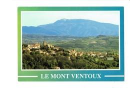 Cpm - 84 - Le Mont Ventoux - Le Géant De Provence - VILLAGE DE VINSOBRES - - France