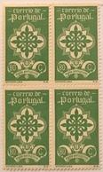 """POR#4840-Block Of 4 MNH Stamps Of 80 Centavos - """"Legião Portuguesa"""" - Portugal - 1940 - Blocchi & Foglietti"""