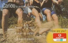 CARICO IN AVVICINAMENTO - VODAFONE - How Are You? - Italia