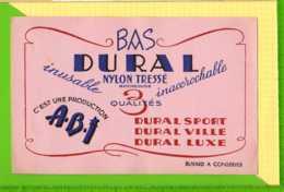 Buvard & Blotting Paper : Bas DURAL Nylon Tresse ROCHEGUDE - Chaussures