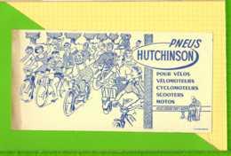 Buvard & Blotting Paper : PNEUS HUTCHINSON - Moto & Vélo