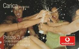 CARICA ESPLOSIVA - VODAFONE - Tutto Intorno A Te - Italia