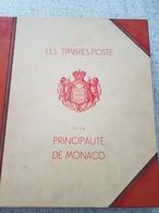 Super Affaire !!! Très Bel Album  Monaco (Thiaude 1ère édition) 1885-1965 Cote YT 13000€ - Collections, Lots & Series