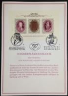 "Austria, Maximumcard, ""Music"", ""Famous People"", ""Wolfgang Amadeus Mozart"", ""Anniversaries"", 1991 - Cartoline Maximum"