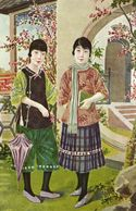 China, MANCHURIA MANCHUKUO, The Manchurian Customs (1910s) Postcard (6) - China