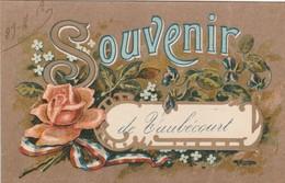Meuse - Souvenir De Vaubécourt - Autres Communes