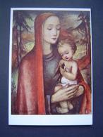 CARTE POSTALE Ancienne Religion : HUMMEL / JOSEF MULLER - MUNCHEN N° 5489 / GERMANY - Hummel