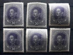 Kaiserreich 1917, Partie Mi 224 MNH Postfrisch - 1850-1918 Empire