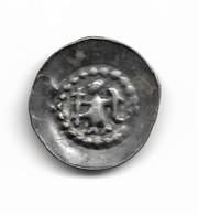 Pfennig à L'ange De Strasbourg - 476-1789 Monnaies Seigneuriales