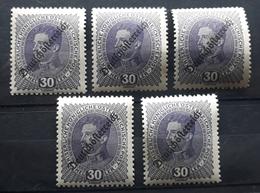 Österreich 1918, Partie Mi 236 MNH Postfrisch - 1918-1945 1st Republic