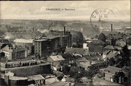 Cp Charleroi Wallonien Hennegau, Totalansicht Der Ortschaft - België