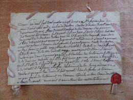 N9 : TRES RARE - ANCIEN TESTAMENT L'AN 1792 - Acciones & Títulos