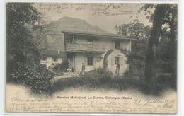COLLONGES SOUS SALEVE - Pension Mallinjoud La Combe - Altri Comuni