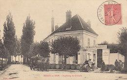 77 /  Rosoy En Brie  :  Négociant En Vins Grimaux     /////   REF. BO. 77 - Autres Communes