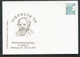 ENGELBERT HUMPERDINCK Germany STO Postal Card PP103 D2/019 1979 - Music