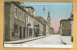 C.P.A. Freiburg I. Schl. - Burgstrasse - Freiburg I. Br.