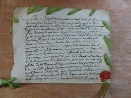 N11 : TRES RARE - ANCIEN TESTAMENT L'AN 1783 - Acciones & Títulos