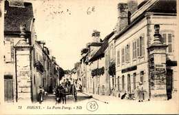 [89] Yonne > Joigny  /VOIR DOS   CACHET POSTE  /LOT  3038 - Joigny