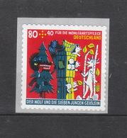 Deutschland BRD ** 3526 Grimms Märchen Skl Auf Folie  Neuausgabe 6.2.2020   Postpreis 1,20 - BRD