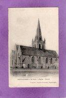 Vleteren OOSTVLETEREN De Kerk  L'Eglise  Church - Vleteren