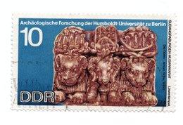 GERMANY (DEMOCRATIC REPUBLIC)»1970»USED - Gebraucht
