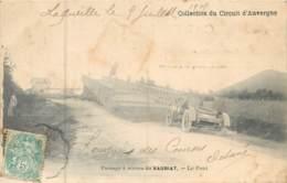 Dep - 63 - CIRCUIT D'AUVERGNE VAURIAT Passage à Niveau Le Pont - Frankreich