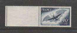FRANCE / 1948 / Y&T PA N° 23 ** : Avion De Clément Ader X 1 BdF G - 1927-1959 Neufs