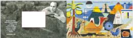 55.- SPAIN ESPAGNE 2019 MINIATURE SHEET Centenary Of César Manrique - 2011-... Ungebraucht