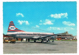 VV-509  MAASTRICHT-AACHEN-AIRPORT With  Convair 440 (Martin's Air Charter, Martinair ) - Aérodromes