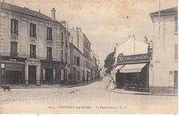 92 FONTENAY AUX ROSES La Place Carnot - Fontenay Aux Roses