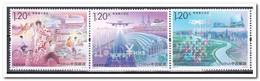 China 2019, Postfris MNH, 2019-21, Bicycle, Airplane, Bridge, Ship, Sport - Ongebruikt