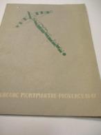 "Programme/Théâtre De L'Arbalete/ Charles Albertos/"" Lycée En Folie""/Fernand SARDOU//1950-1951     PROG266 - Programmes"