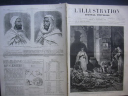 L'ILLUSTRATION 1707 MONTENEGRO / MANOEUVRES / INONDATIONS ANGLETERRE/ BANDITS ARABES - Newspapers