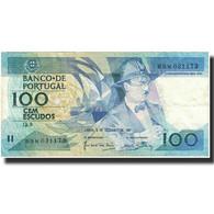 Billet, Portugal, 100 Escudos, 1987, 1987-12-03, KM:179d, TTB - Portugal
