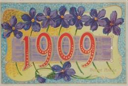 Bonne Année 1909 - Nieuwjaar