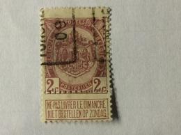 Tongres 09 Nr 1402 A - Rollo De Sellos 1900-09