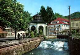 Bad Peterstal Brunnenhalle Beim Sanatorium - Bad Peterstal-Griesbach