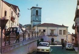 Spezzano Della Sila Casa Comunale E Campanile S. Biagio, Div. Autos Auto 1970 - Non Classificati