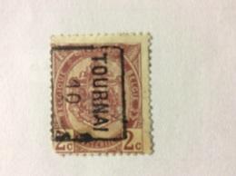 Tournai 10 Nr 1554 Bzz - Precancels