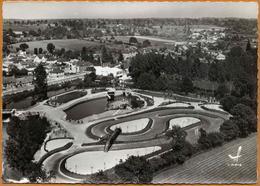 35 / CHATEAUBOURG - Vue Aérienne - Le Karting, Circuit (années 50) - Francia