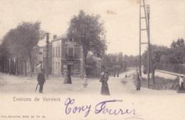 Heusy Nels Série 38 N° 60 Circulée En 1904 - Verviers