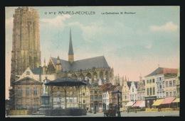 MECHELEN  LA CATHEDRALE ST.ROMBAUT - Malines